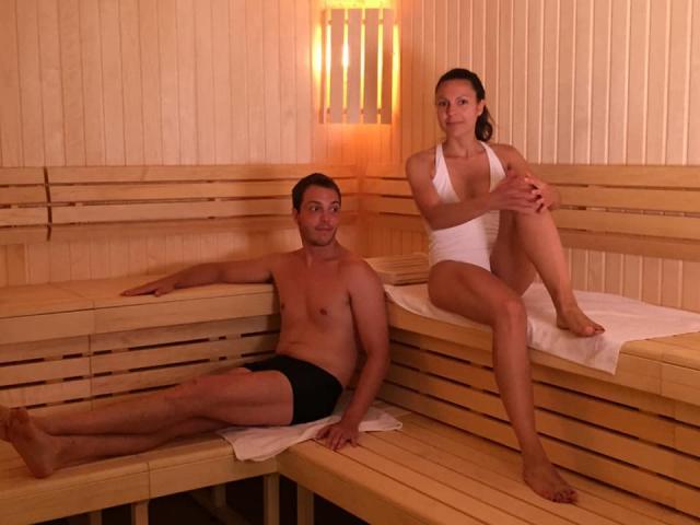 SPA Thermal Allevard-les-Bains sauna