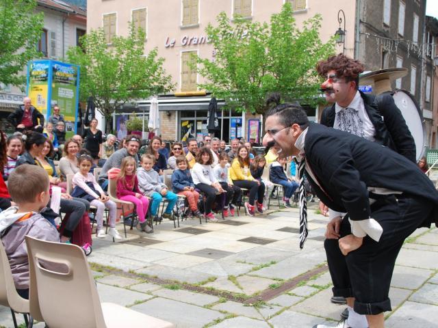 Festival De Clowns allevard Les Bains